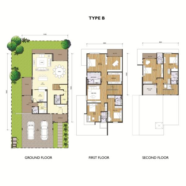 Fairview Mall Floor Plan: New Bungalow House For Sale At Tijani Ukay, Ampang From RM