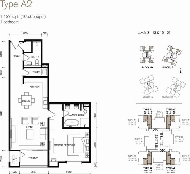New Condominium For Sale At Quayside Seafront Resort