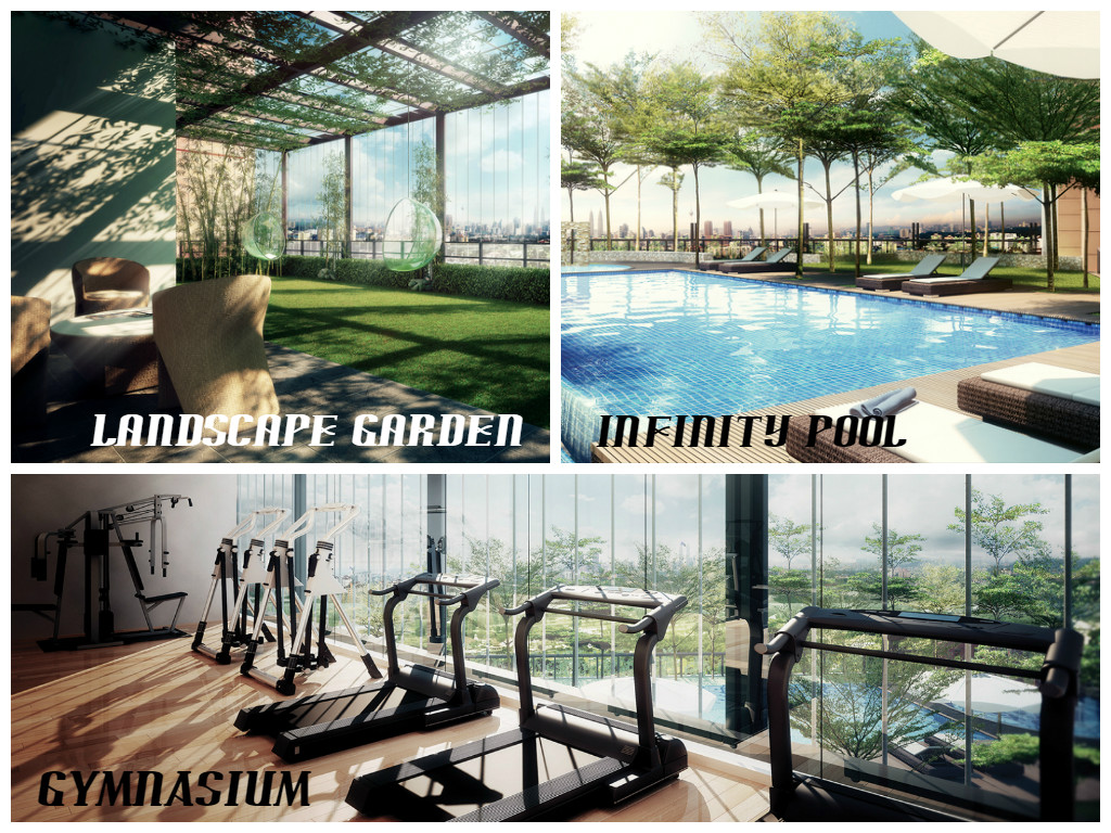 New Condominium For Sale At TTDI Ascencia Taman Tun Dr Ismail