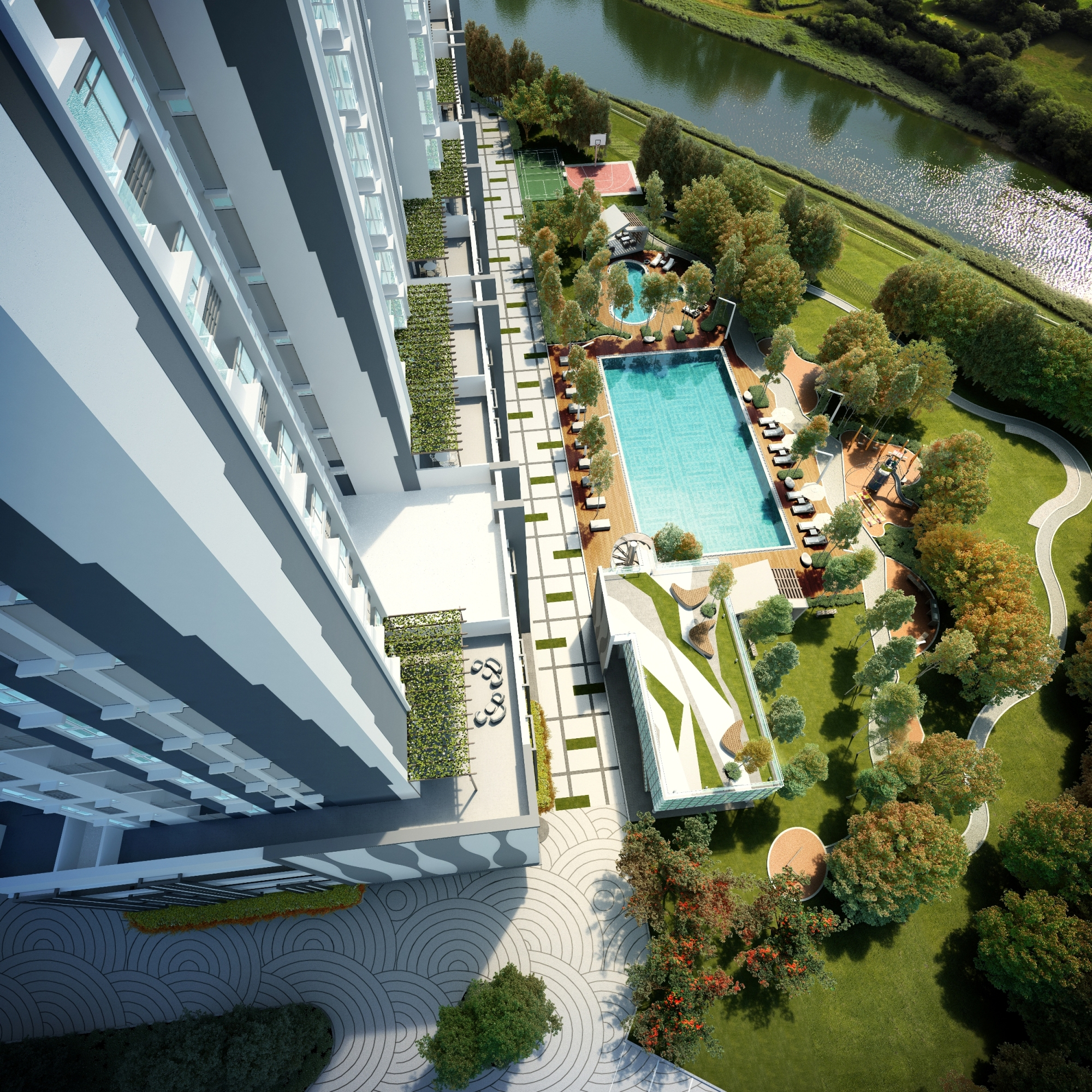 New Condominium For Sale At Riverville Residences Old Klang Road