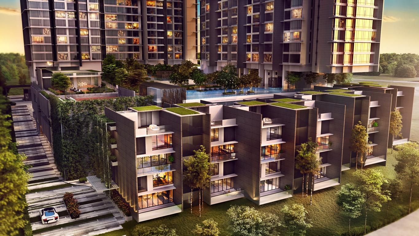 New Serviced Residence For Sale At Tropicana Metropark Subang