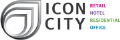 Icon Residence 2, Icon City Logo