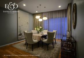 Type C1 Designer Penthouse - Dining 1