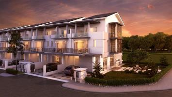 Aquamarine ( 2-sty & 3-sty Terrace House)