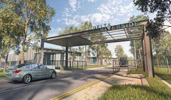 Delta Riverside Light Industrial Park - Picture 1