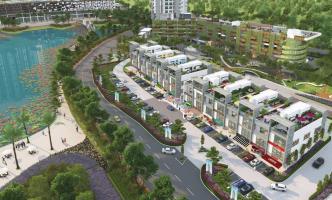 Viridea @ Medini Lakeside - Retail Promenade