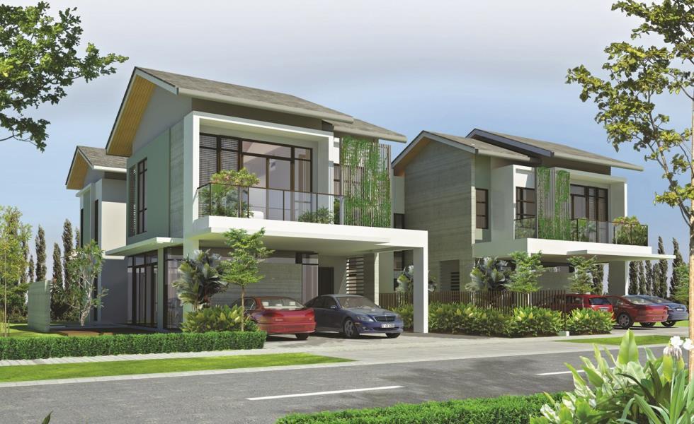 2-Storey Semi-Detached House