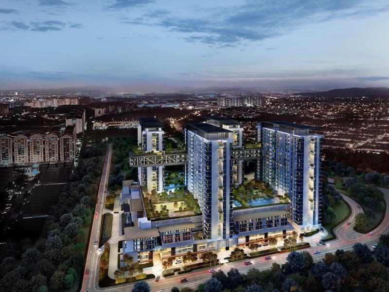 Cantara Residences, Ara Damansara - Photo 1
