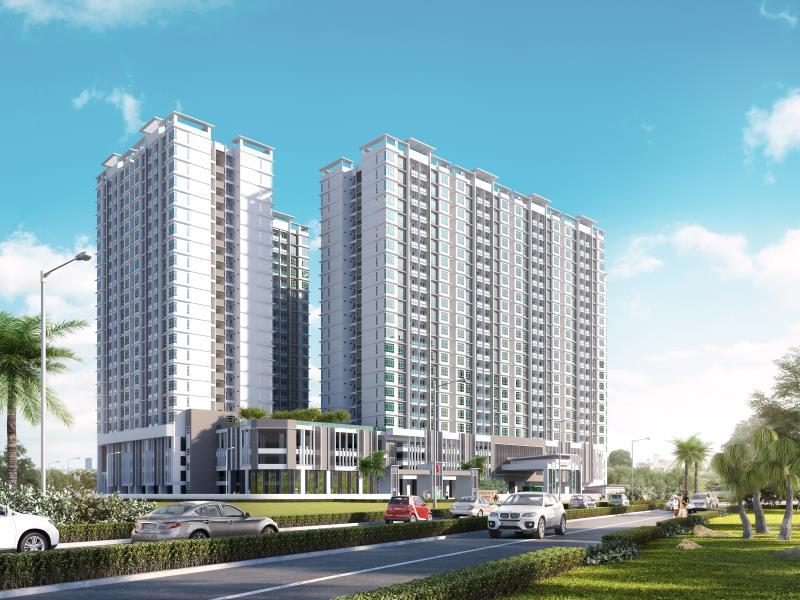 Parkland Residence @ Sungai Melaka