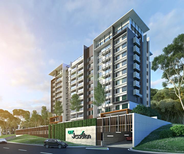 One Jesselton Condominium