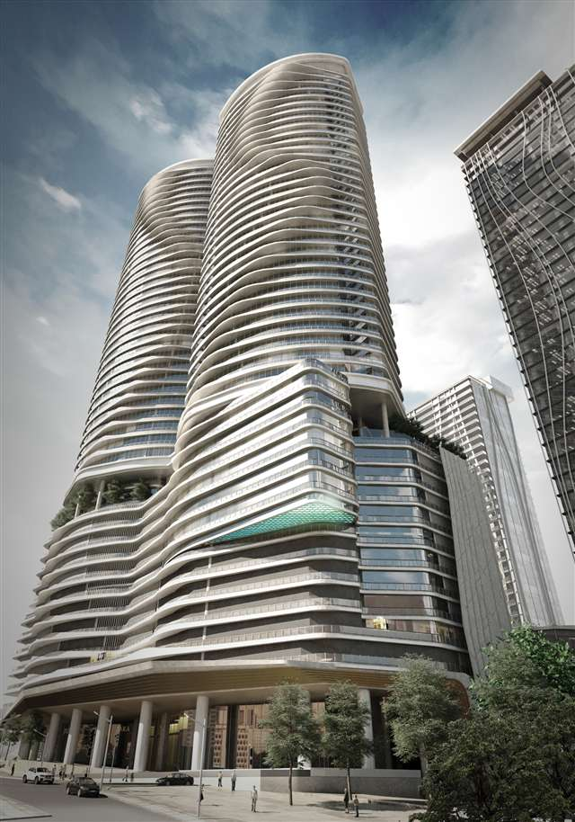 New condominium for sale at kl gateway premium residences for Design hotel kl