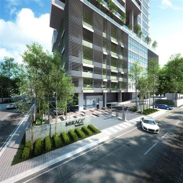 Condominium: New Condominium For Sale At Mirage Residence Luxury